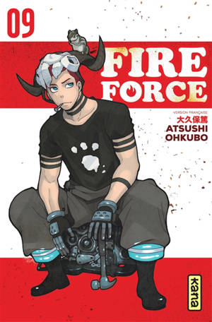 Fire force. Volume 9
