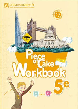 Piece of cake 5e, A1-A2 : workbook