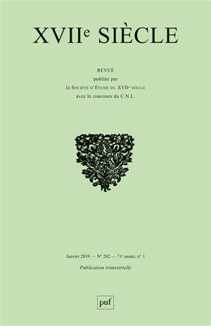 Dix-septième siècle. n° n° 282