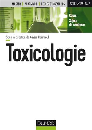 Toxicologie : cours, sujets de synthèse