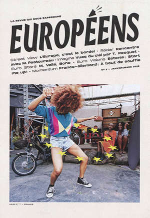 Européens. n° 1