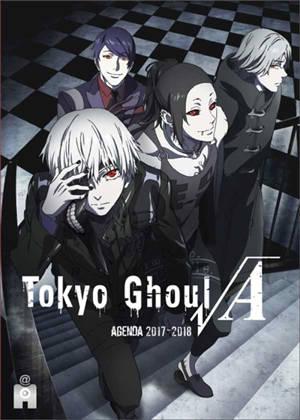 Tokyo ghoul : re : agenda 2018-2019