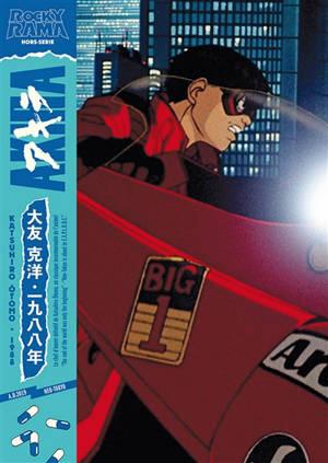 Rockyrama, hors série, Akira : Katsuhiro Otomo : 1988