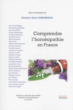 Comprendre l'homéopathie en France
