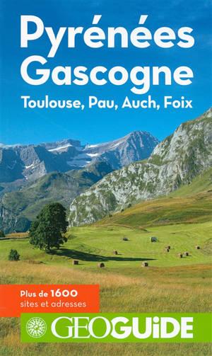 Pyrénées, Gascogne : Toulouse, Pau, Tarbes, Foix