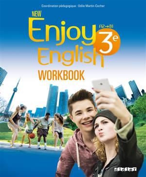 New Enjoy English 3e : workbook