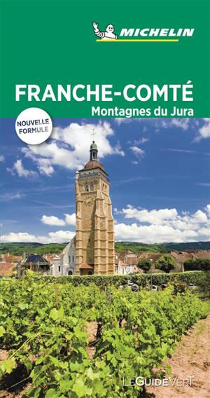 Franche-Comté, montagnes du Jura