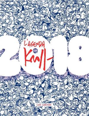 L'agenda Kroll 2018