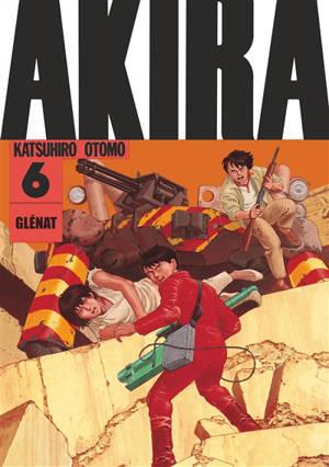Akira. Volume 6