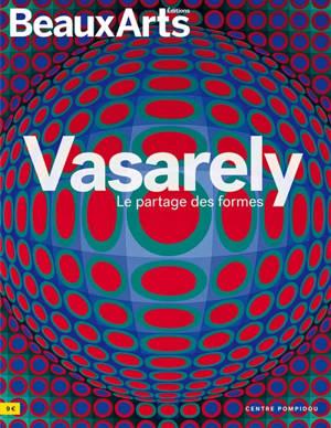 Vasarely, le partage des formes : Centre Pompidou