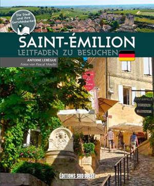 Saint-Emilion : guide de visite (en allemand)
