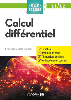 Calcul différentiel : L1, L2