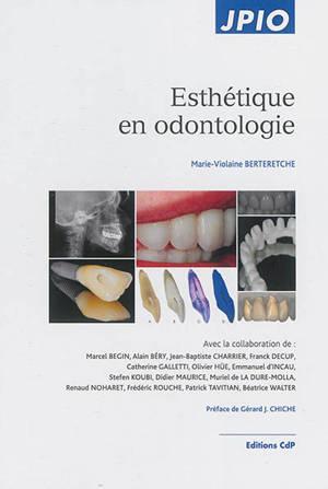 Esthétique en odontologie