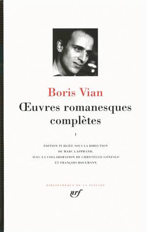 Oeuvres romanesques complètes. Volume 1