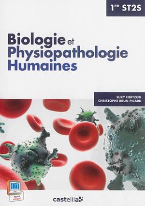 Biologie et physiopathologie humaines, 1re ST2S