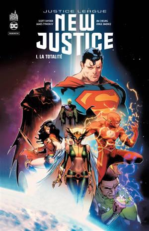 New justice. Volume 1, La totalité