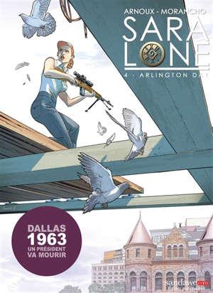 Sara Lone. Volume 4, Arlington day