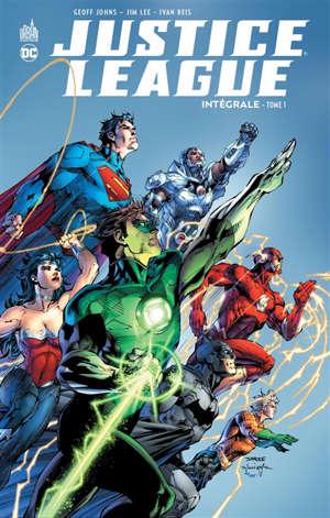 Justice league intégrale. Volume 1