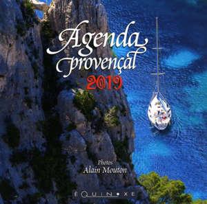 Agenda provençal 2019 : petit format mer