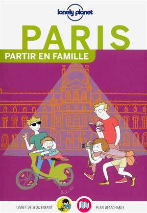 Paris, partir en famille