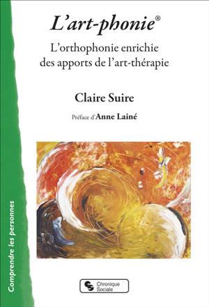 L'art-phonie : l'orthophonie enrichie des apports de l'art-thérapie