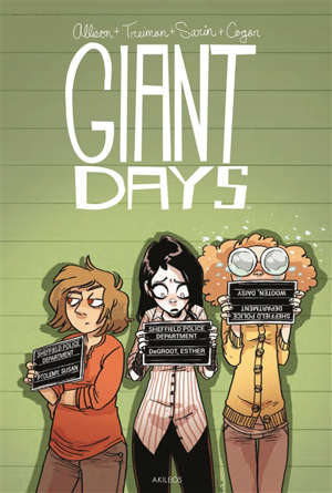 Giant days. Volume 6