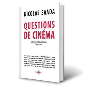 Questions de cinéma : entretiens et conversations (1989-2001)