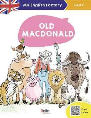 Old MacDonald : level 2, CE1-CE2