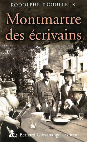 Montmartre des écrivains