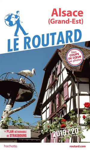 Alsace (Grand-Est) : 2019-2020