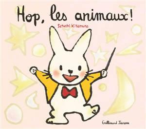 Hop, les animaux !