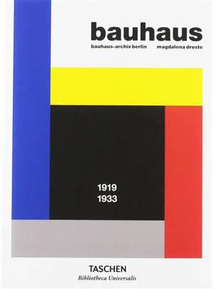 Bauhaus : 1919-1933 : Bauhaus-archiv Berlin