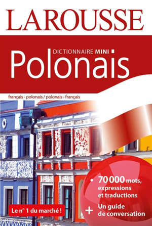 Mini dictionnaire polonais : français-polonais, polonais-français = Mini slownik polski : francusko-polski, polsko-francuski