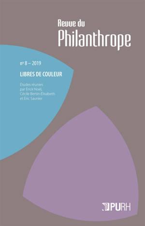 Revue du philanthrope. n° 8, Libres de couleur