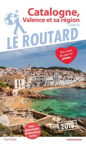 Catalogne, Valence et sa région : + Andorre : 2019