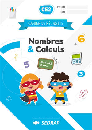 Nombres & calculs CE2