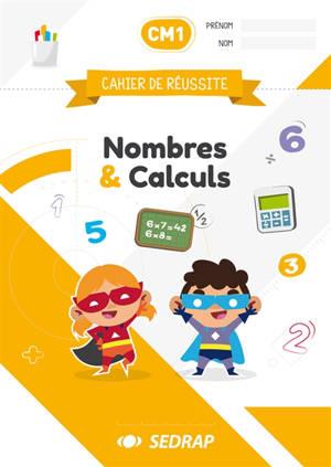 Nombres & calculs CM1