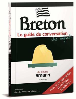 Breton : le guide de conversation des enfants