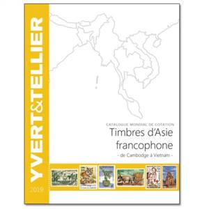 Catalogue de timbres-poste : cent vingt-troisième année, Asie francophone : Cambodge à Vietnam