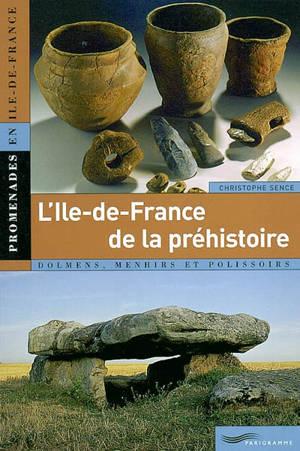 L'Ile-de-France de la préhistoire : dolmens, menhirs et polissoirs