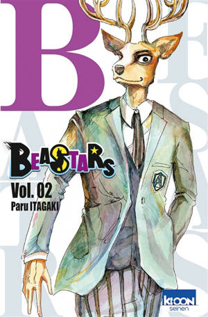 Beastars. Volume 2