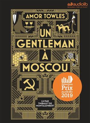 Un gentleman à Moscou
