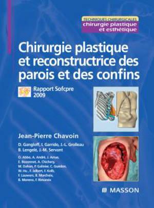 Chirurgie plastique et reconstructrice des parois et des confins : rapport Sofcpre 2009