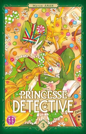 Princesse Détective. Volume 3