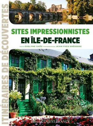 Sites impressionnistes en Ile-de-France