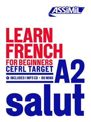 Learn French for beginners : CEFRL target A2