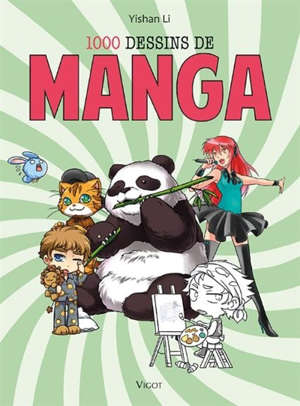 1.000 dessins de manga