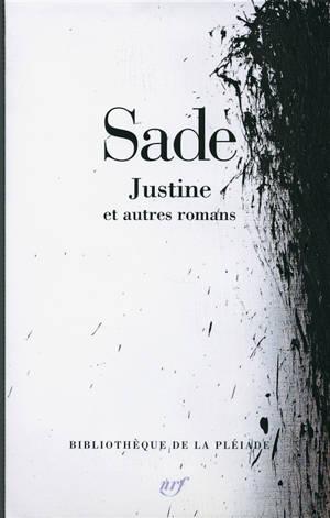 Justine : et autres romans