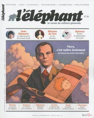 L'Eléphant : la revue. n° 26