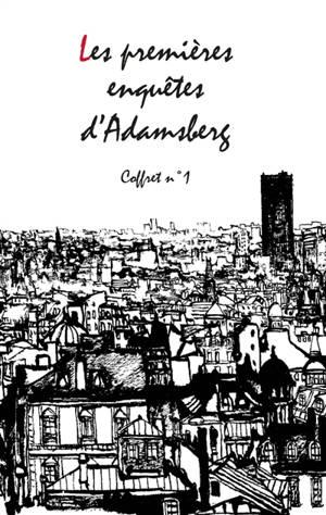 Les premières enquêtes d'Adamsberg : coffret n°1